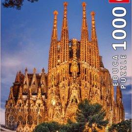 Educa Educa puzzel Sagrada Familia (1000 stukjes)