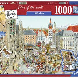 Ravensburger Ravensburger Munchen Fleroux (1000 stukjes)