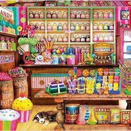 Educa Educa puzzel The candy shop (1000 stukjes)