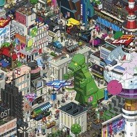 Heye Heye puzzel Berlin Quest (1000 stuks)