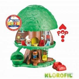 Klorofil Klorofil speelset de Magische Speelboom