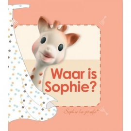 Sophie de Giraf Sophie de giraf kartonboekje: Waar is Sophie?