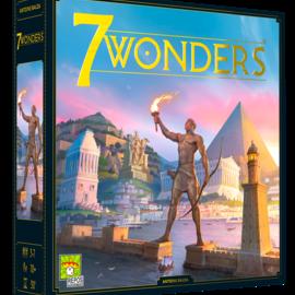 Spellen diverse 7 Wonders V2 NL