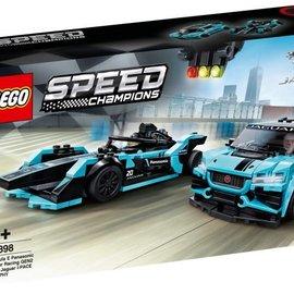Lego Lego 76898 Formula E Panasonic Jaguar Racing GEN2 car & Jaguar I-PACE eTROPHY