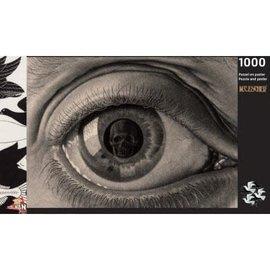 Puzzelman Puzzelman puzzel Oog - Escher (1000 stukjes)
