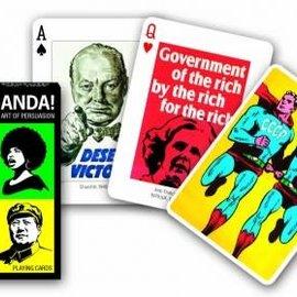 Piatnik Piatnik  Speelkaarten - Propaganda!