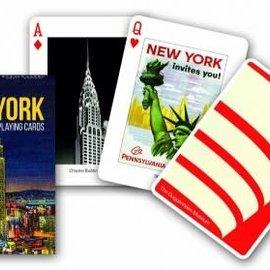 Piatnik Piatnik  Speelkaarten - New York