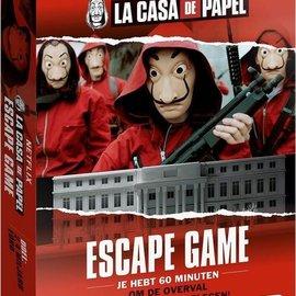 Jumbo Jumbo La Casa de Papel Escape Game