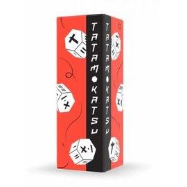 Helvetiq Tatamokatsu - Het dobbelspel van de Samurai