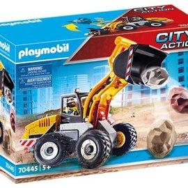 Playmobil Playmobil - Wiellader (70445)
