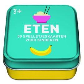 50 spelletjeskaarten voor kinderen - Eten