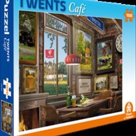 House of Holland House of Holland puzzel Bosch Café  (1000 stukjes)