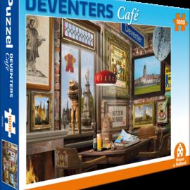 House of Holland House of Holland puzzel Deventers Café (1000 stukjes)