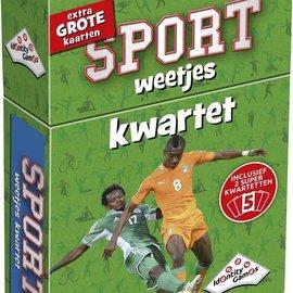 Identity Games Kwartet - Sport weetjes