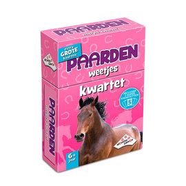 Identity Games Kwartet - Paarden weetjes