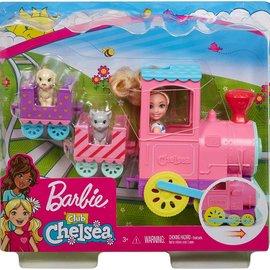 Barbie Barbie voertuig: Chelsea