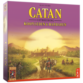 999 Games 999 Games Catan Kooplieden & Barbaren (uitbreiding)