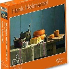 Art Puzzel Henk Helmantel puzzel - Het Meest Hollandse Stilleven (1000 stukjes)