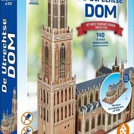 House of Holland House of Holland puzzel 3D Gebouw - De Utrechtse Dom (140 stuks)