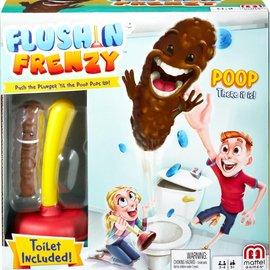 Mattel Mattel Flushin' Frenzy