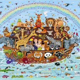 Wentworth Wentworth houten puzzel - Noah's Ark, Peter Barrett (140 stukjes)