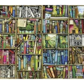 Wentworth Wentworth houten puzzel - Festive Bookshelf (40 stukjes)