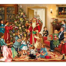 Wentworth Wentworth houten puzzel - Victorian Christmas (40 stukjes)