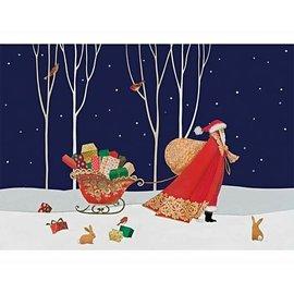 Wentworth Wentworth houten puzzel - Santa's Big Night (250 stukjes)