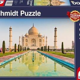 Schmidt Schmidt puzzel Taj Mahal (1000 stukjes)
