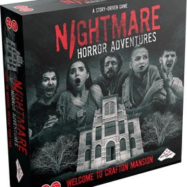 Identity Games Identity Games Nightmare Horror Adventures - Welcome to Crafton Mansion