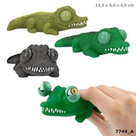 Dino World Dino World pop-up-ogen krokodil