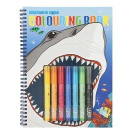 TopModel Dino World kleurboek set