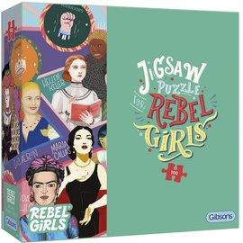 Gibsons Gibsons puzzel Rebel Girls (100 XXL stukjes)