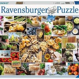 Ravensburger Ravensburger Food collage (2000 stukjes)