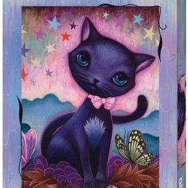 Heye Heye puzzel Black Kitty (1000 stukjes)