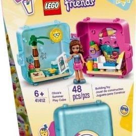 Lego Lego 41412 Olivia`s zomerspeelkubus