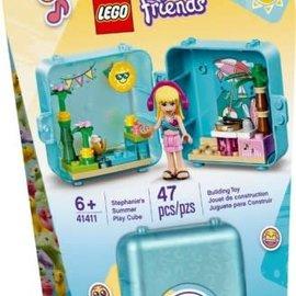 Lego Lego 41411 Stephanie`s zomerspeelkubus