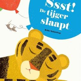 Gottmer Gottmer - Ssst! De tijger slaapt