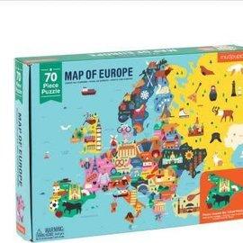 Mudpuppy Mudpuppy Geography Puzzle/Europe