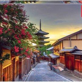 Educa Educa Yasaka Pagoda, Kyoto, Japan (1000 stukjes)