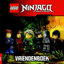 Lego Lego Ninjago Vriendenboekje