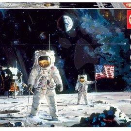 Educa Educa Eerste Mens op de Maan (1000 stukjes)