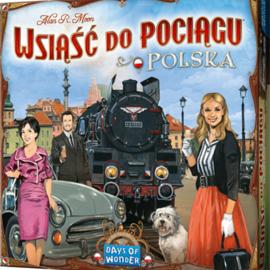 Days of Wonder Ticket to Ride  - Polen (Polska)