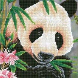 Diamond Dotz Diamond Dotz Panda Prince 30x40 cm