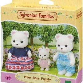 Sylvanian families SYLV418257 Familie IJsbeer Sylvanian Families