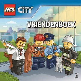 Lego Lego City Vriendenboek