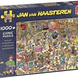 Jumbo Jan van Haasteren puzzel - De speelgoedwinkel (1000 stukjes)