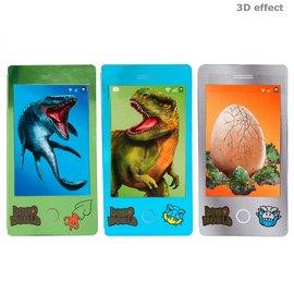 Dino World Dino World mobile mini kleurboek