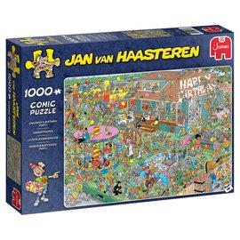 Jumbo Jan van Haasteren puzzel - Kinderfeestje (1000 stukjes)