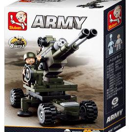 Sluban Sluban Artillerie